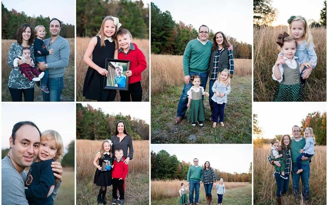 Fall Family Mini Sessions \\ Jacksonville Family Photographer