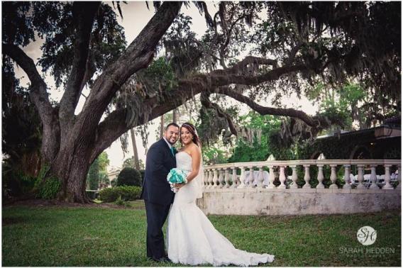 Continental Club Orange Park Wedding, Orange Park Wedding Photographer