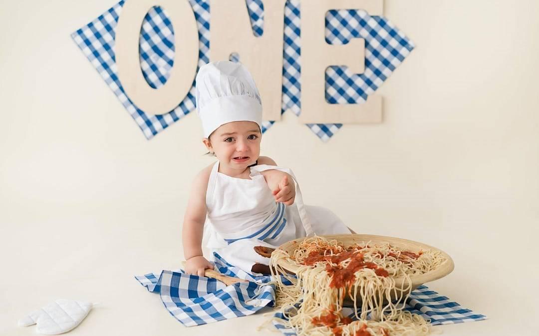 Rodyn's Birthday Spaghetti Smash
