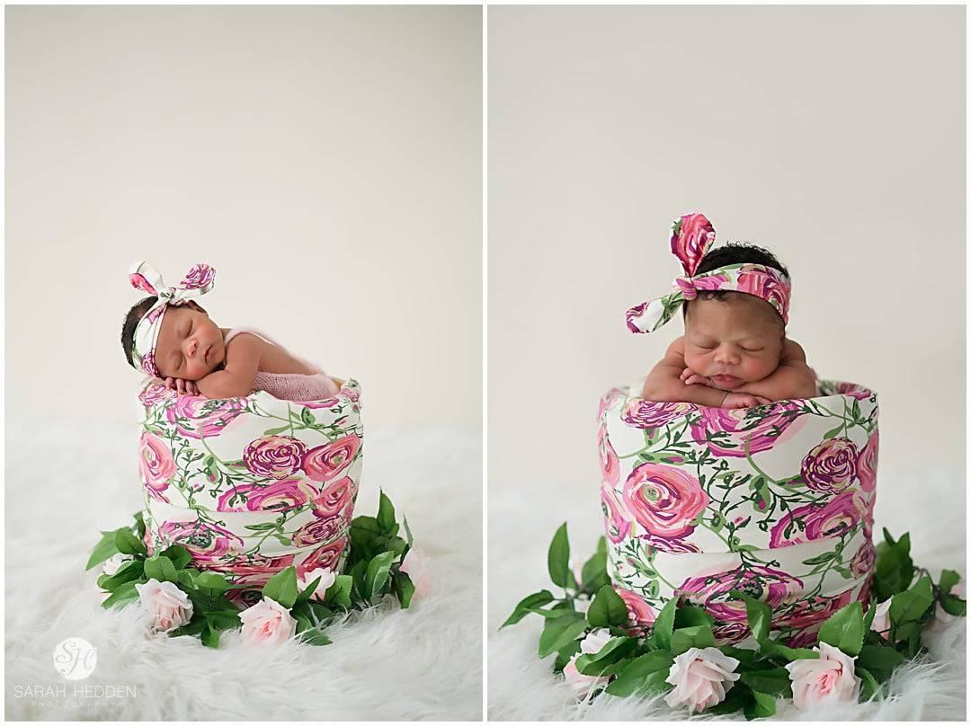 Newborn Photos downtown Jacksonville photographer.