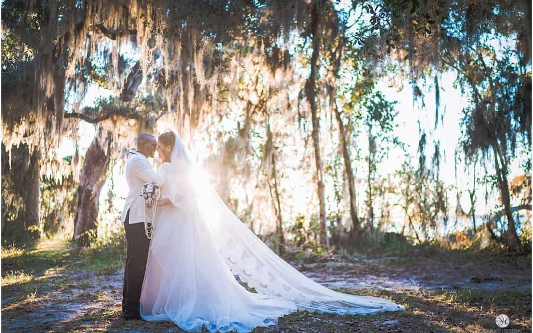 Errol and Aline Wedding Portraits at Alpine Grove Park