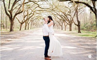 Alyssa and Jeremy's Elopement in Savannah