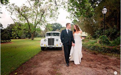 Bridgette and Jonathon's Wedding in Charleston
