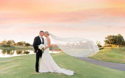 Megan and Drew's Wedding at TPC Sawgrass
