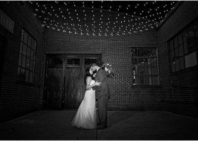 Carlie and Jesse's Marietta Wedding at the Brickyard
