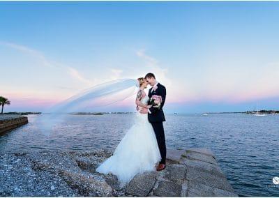 Jenna & Stephen's Riverside House Wedding