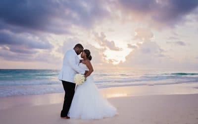 Shadai and Maurice's Hard Rock Punta Cana Destination Wedding