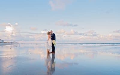 Ashley and Rich's Jacksonville Beach Wedding