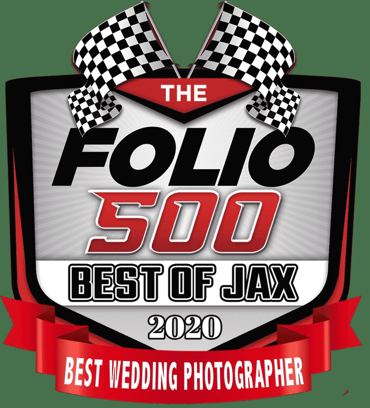 Best wedding photographer jax folio weekly